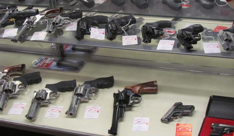 Venda De Armas De Fogo Aumentou Quase 200% No Primeiro Semestre